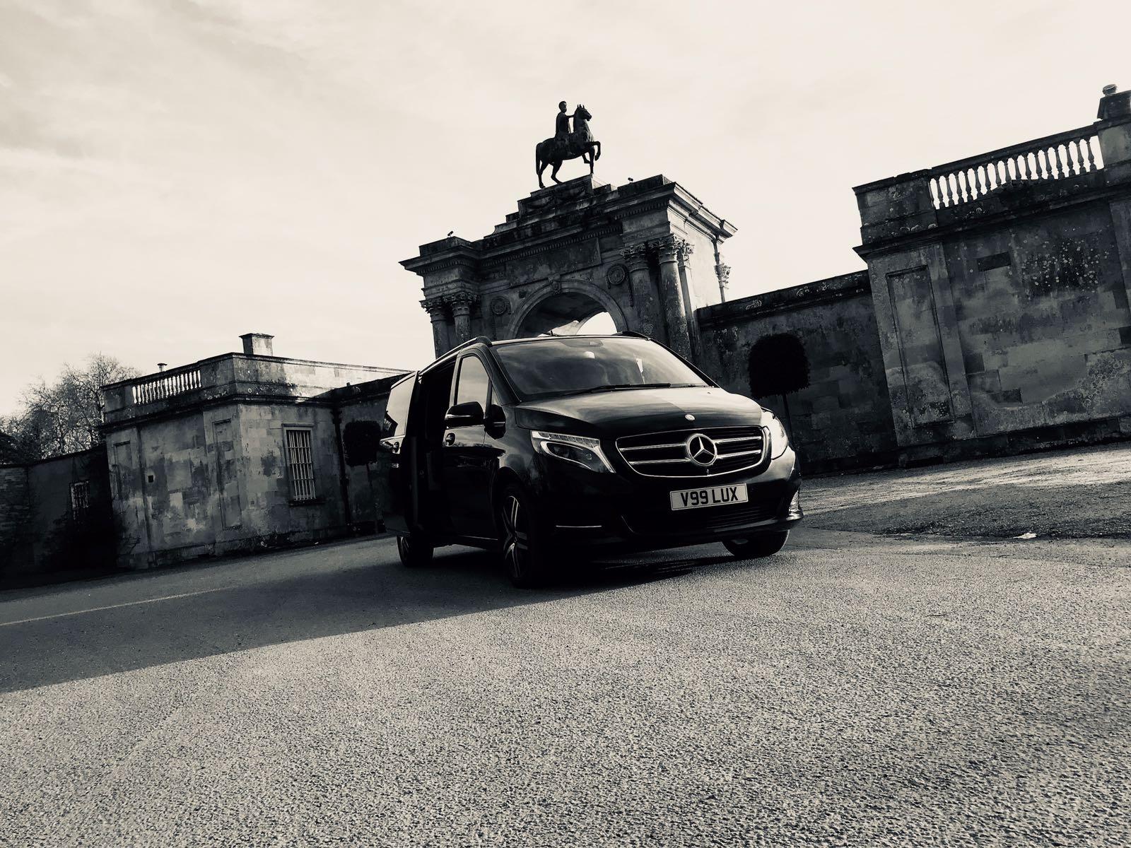 luxury prom car london